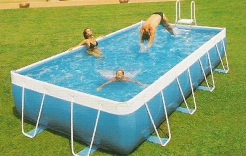 Piscine fuori terra badino piscine costruzione piscine coperte e scoperte - Piscine interrate costi ...